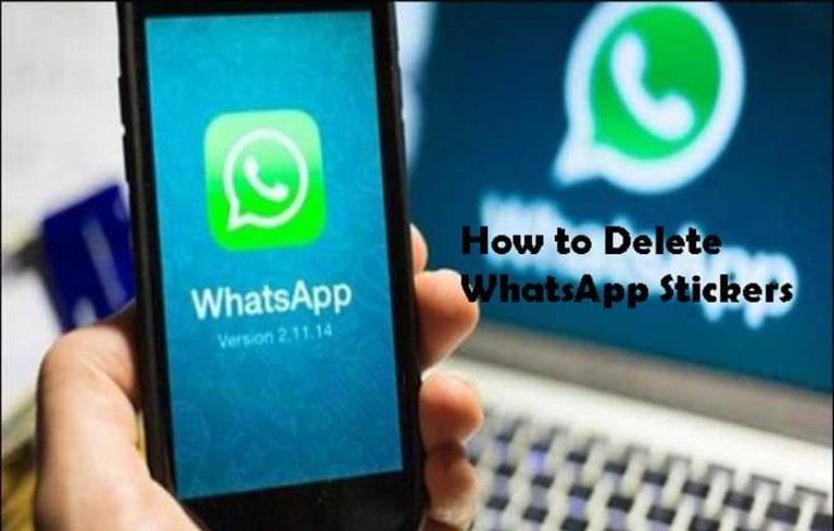 How to Delete WhatsApp Stickers