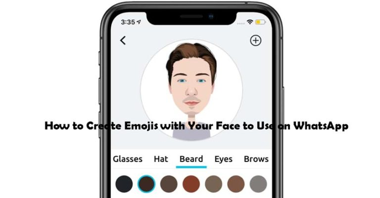 How to Create Emojis with Your Face to Use on WhatsApp