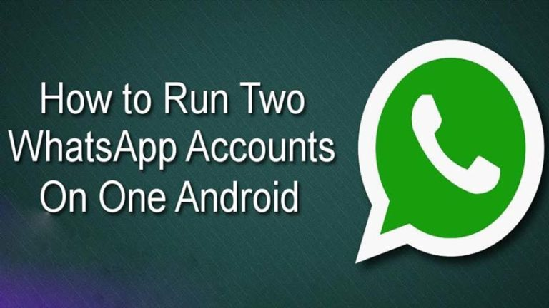 How to Use two WhatsApp in Single Android device?