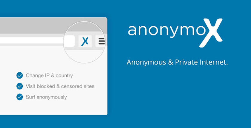 How to Use Anonymox Extension in Browser