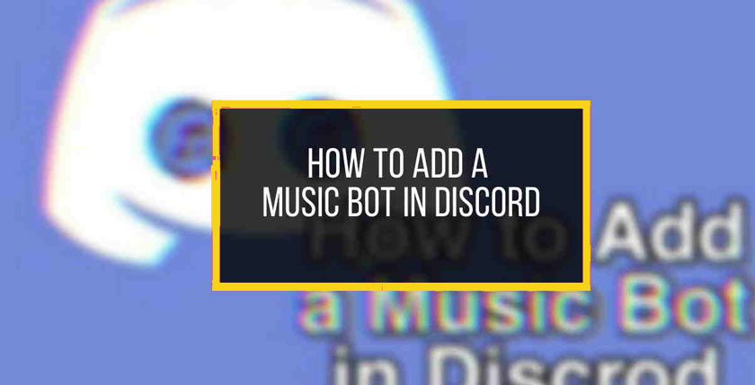 How to Add Music Bot on Discord