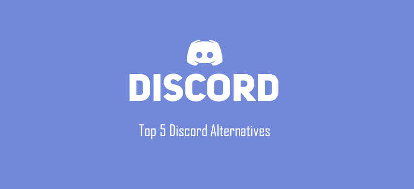 Top 5 Discord Alternatives for Gamers