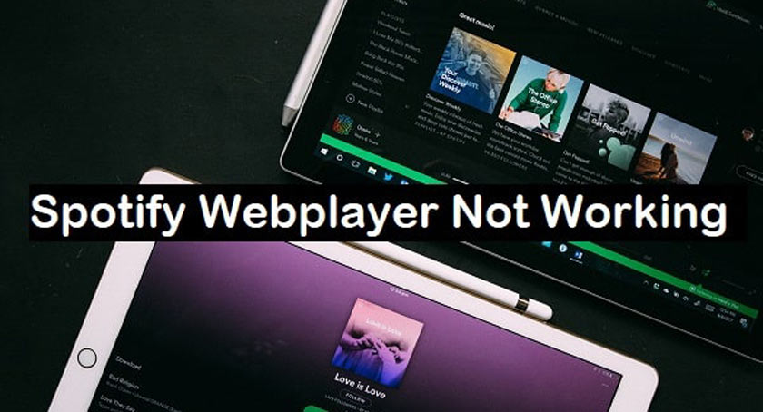 Spotify Web Player Not Working: How to Fix?