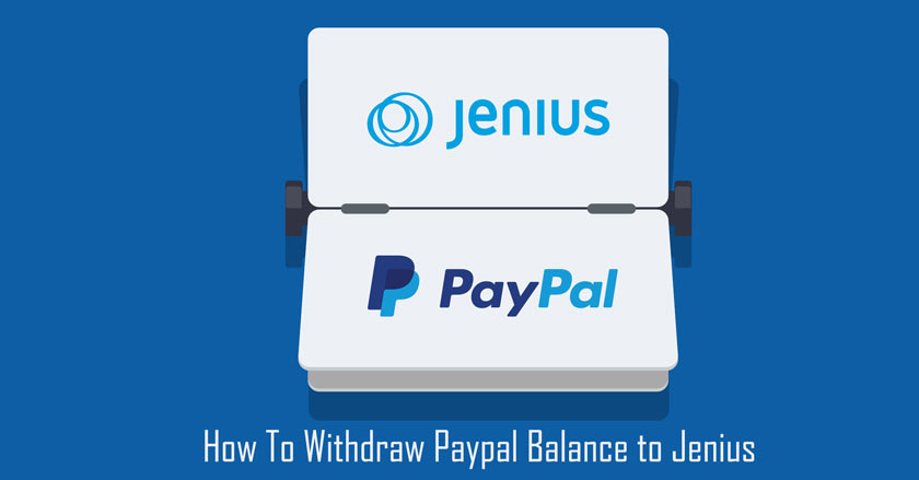 How To Withdraw Paypal Balance to Jenius