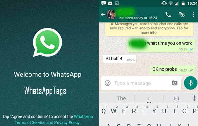 How to Use Tags in WhatsApp Chats?