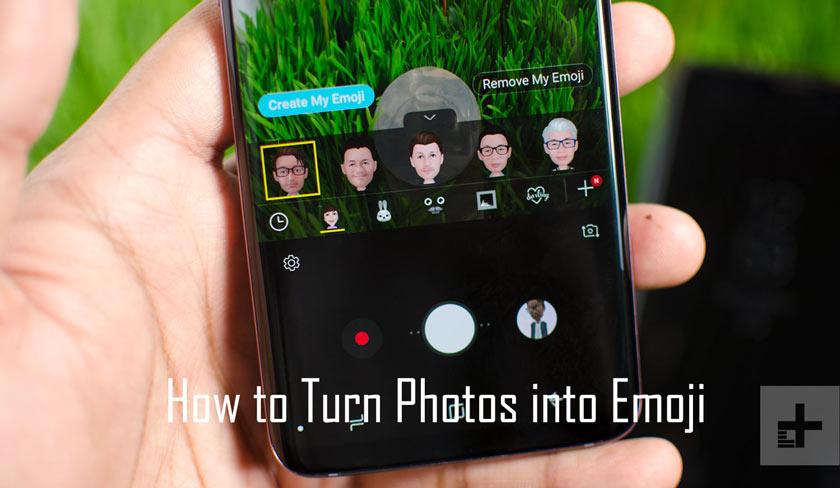 How to Turn Photos into Emoji