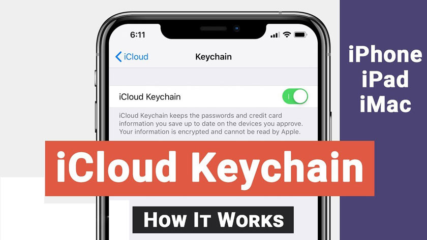 ICloud Keychain: What it is and How to Configure it
