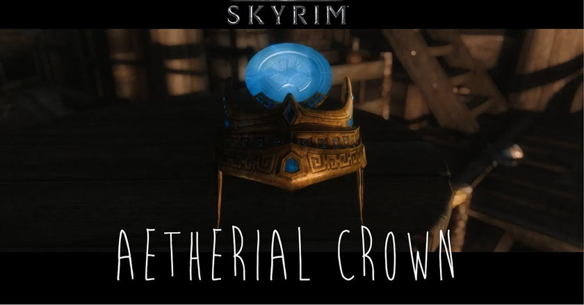 How to Get Skyrim Etheric Crown