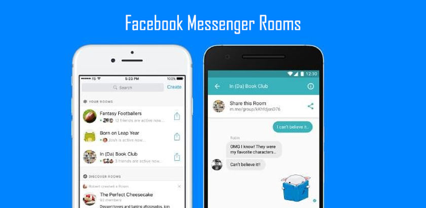 How to use Facebook Messenger Rooms?