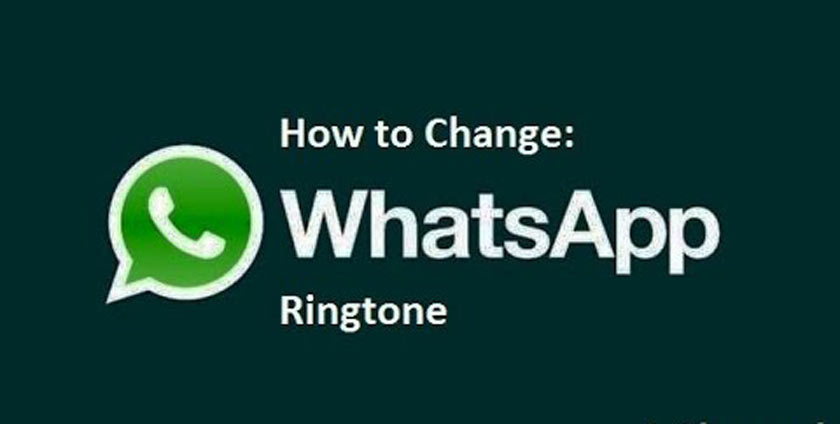 How to Change the Ringtone of WhatsApp