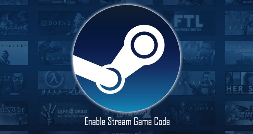 How to Enable Steam Game Code