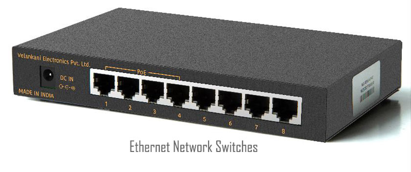 Ethernet Network Switches