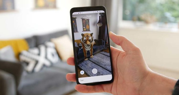 How to Record Videos with Google 3D Animals