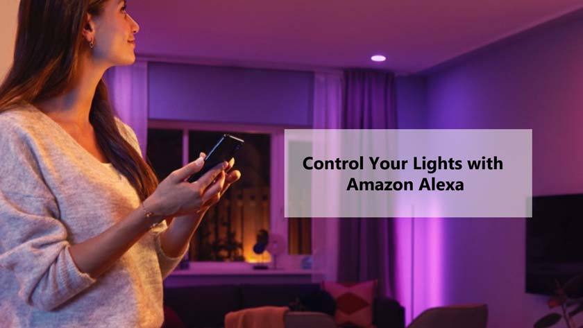 Control Your Lights with Amazon Alexa