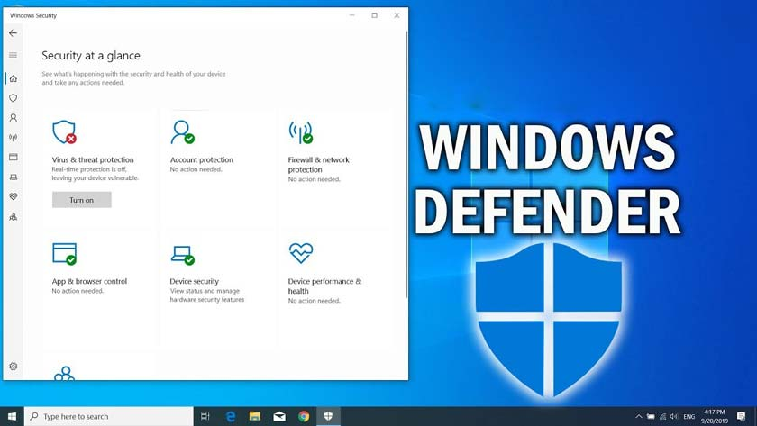 How to Add an Exception to Windows 10 Defender