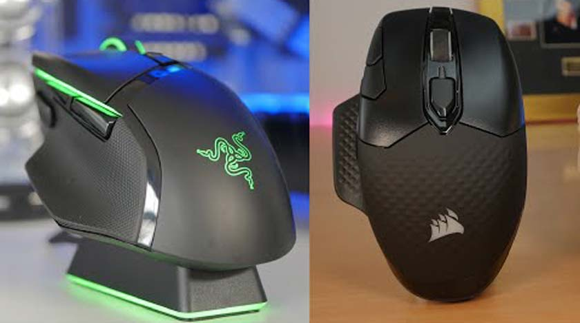 Corsair Dark Core RGB PRO Review: Gaming Mouse