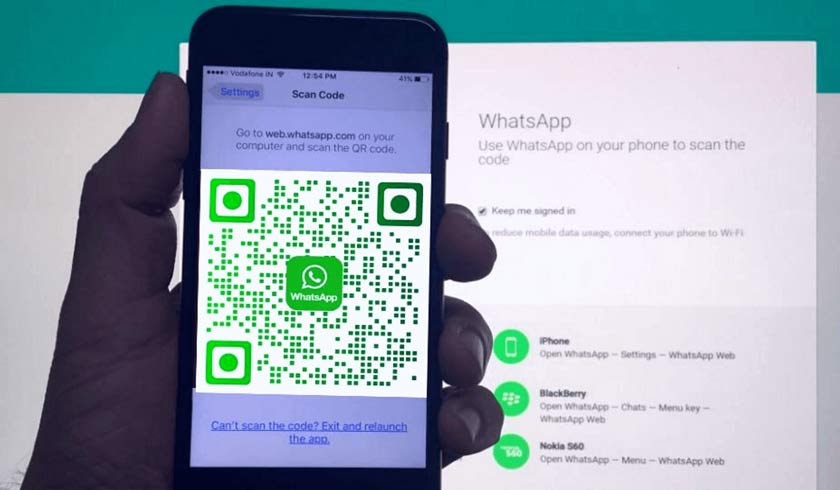 How to Add Contacts on WhatsApp using QR code