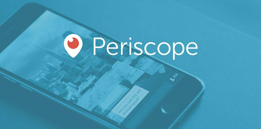 Tips on Live Broadcast Together in Periscope