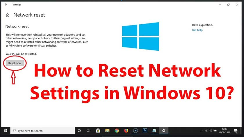 How to Completely Reset Windows 10 Network Settings