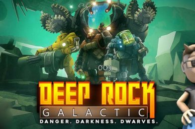 Deep Rock Galactic Review: Unmissable Cooperative Shooter
