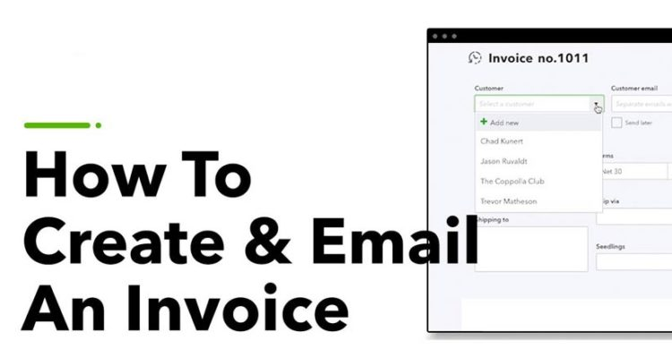 How to Create and Send an Invoice in a Gmail Email