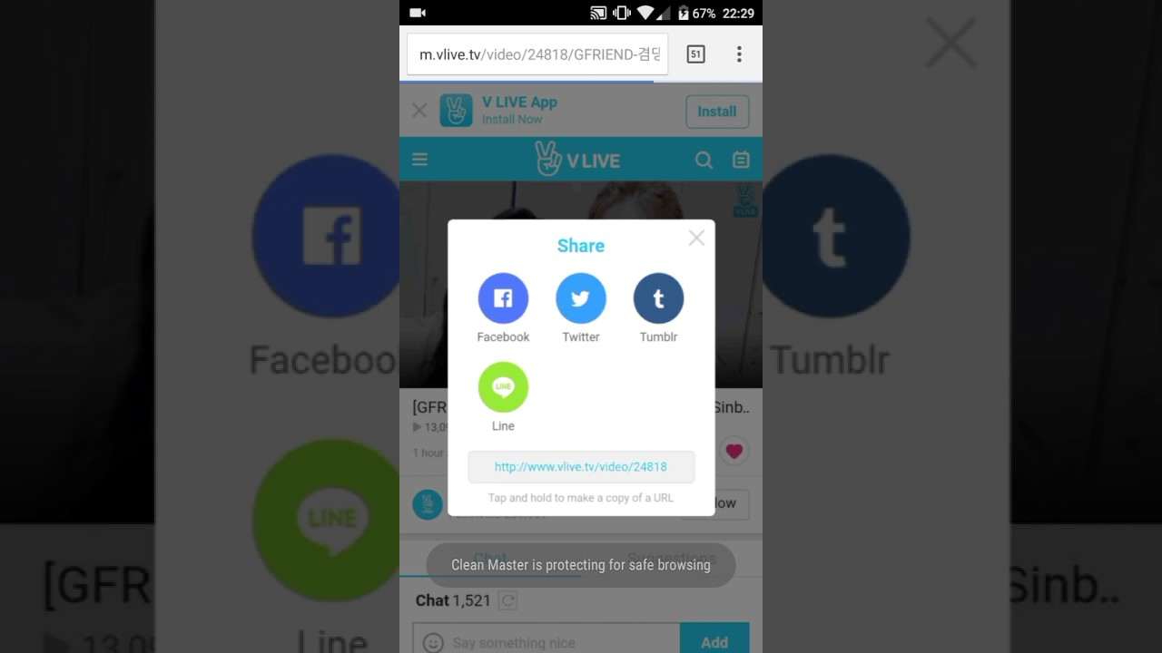 How to Download Videos on V LIVE