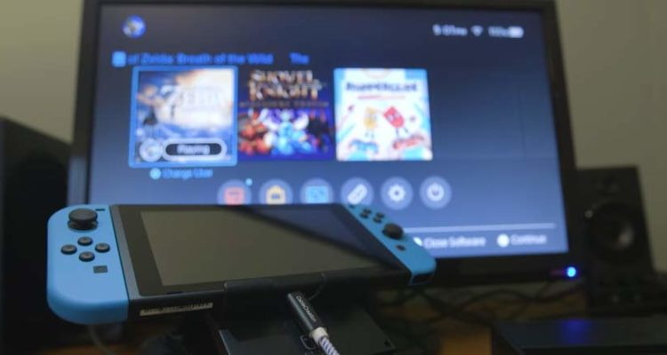How to Connect Nintendo Switch to the TV Without Using the Dock