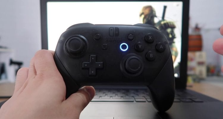 How to Use Nintendo Switch Pro Controller on PC