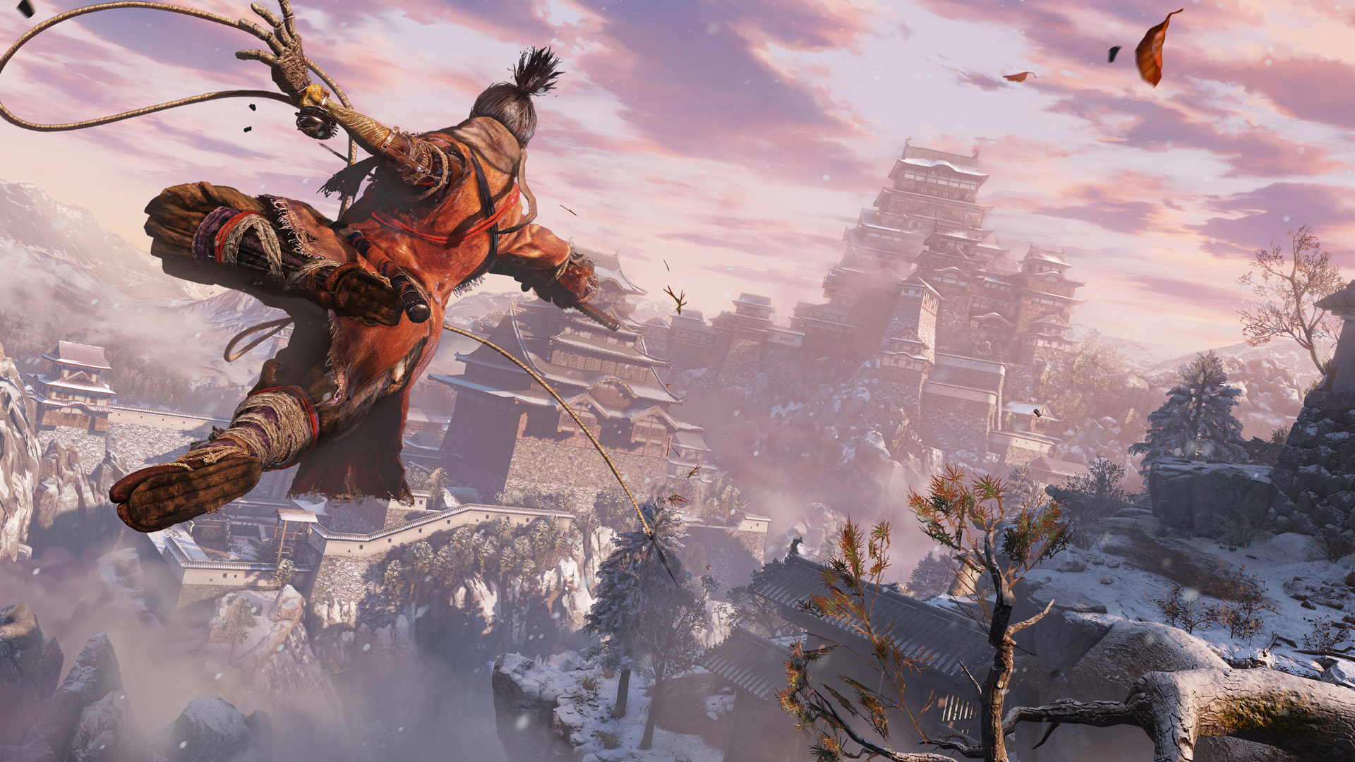 Sekiro Shadows Die Twice: How to Defeat All Bosses