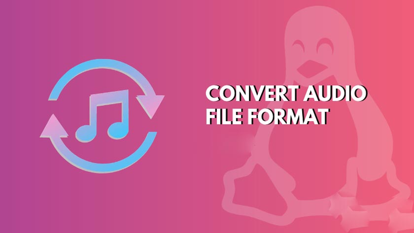 How to Convert Any Type of Audio File