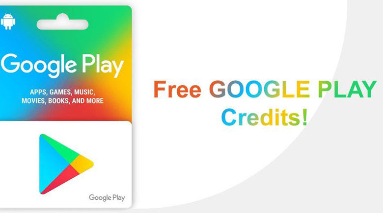 How to Get Free Credit from Google Play