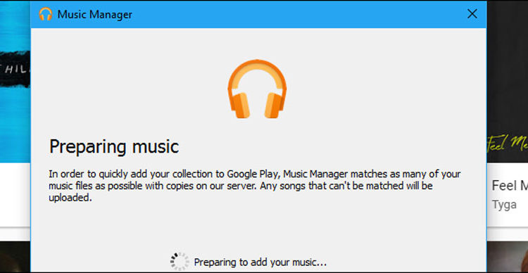 How to Upload Music Library to Google Play Music