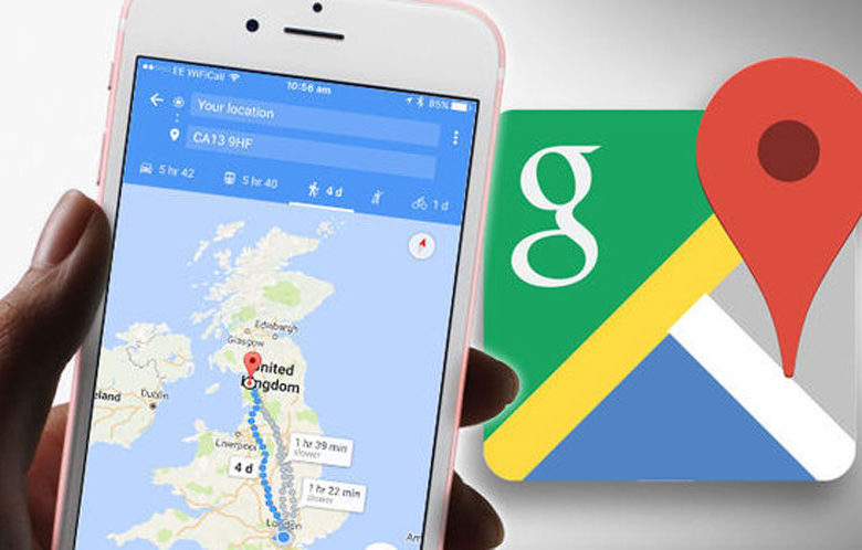 How to Add Stops to a Tour in Google Maps