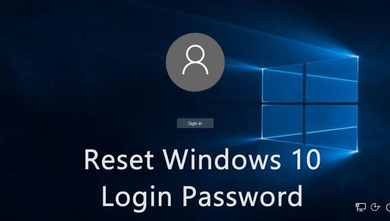 How to Reset Password in Windows 10