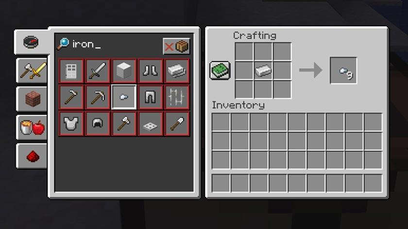 How and Why Minecraft Iron is needed