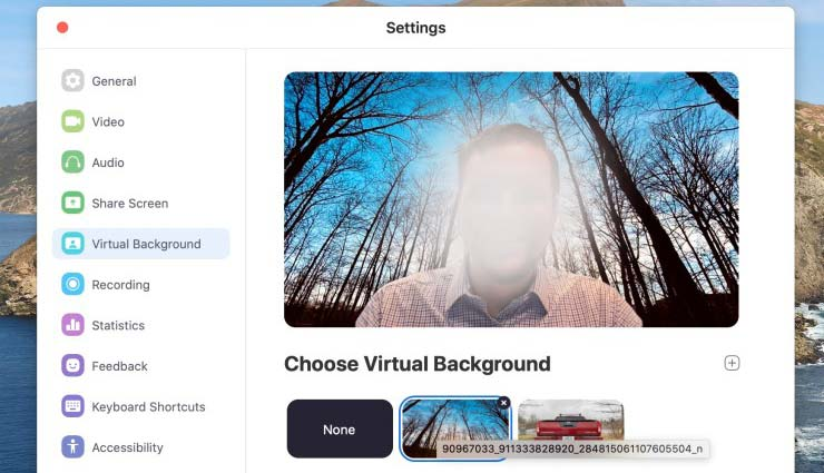 How to Change the Background of Zoom Step by Step