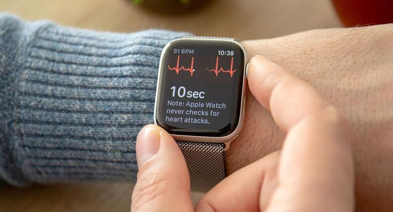 How to Do an Electrocardiogram with Apple Watch