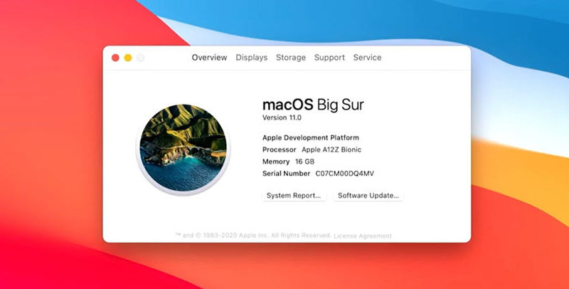macOS Big Sur Beta Download and Installation NOW