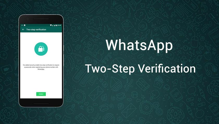 How to Enable 2 Factor Authentication on WhatsApp