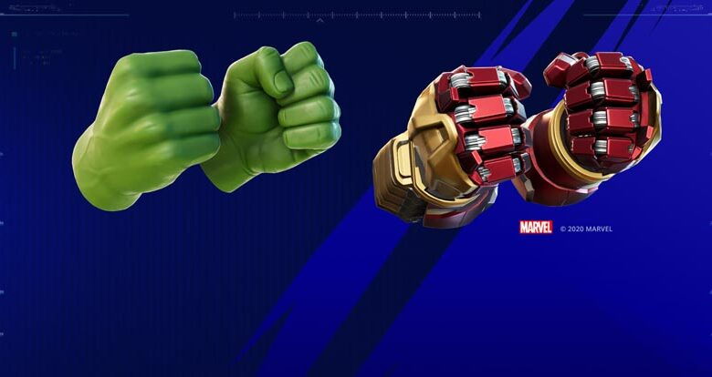 How to Get Hulk Gloves in Fortnite with Avengers Beta
