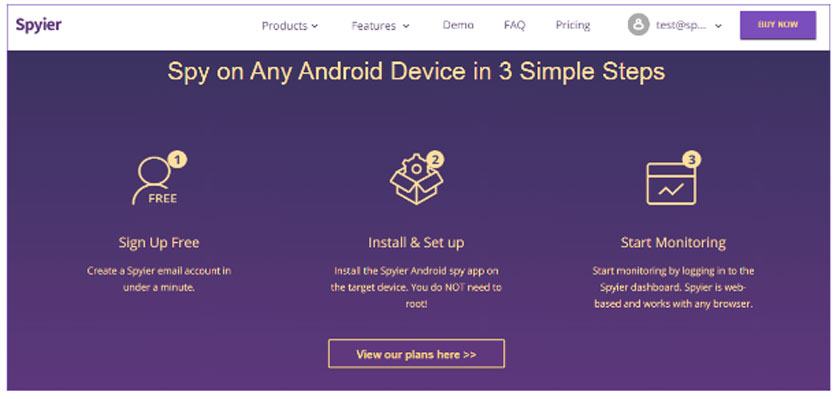Spyier Review: Hack a Phone With Just the Number