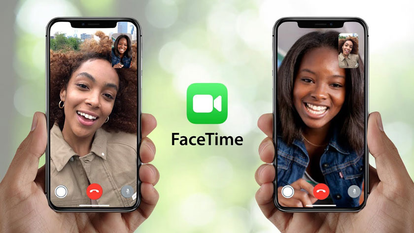 Options for FaceTime | Auto Zoom and Eye Contact