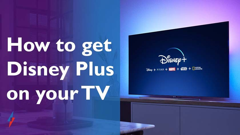 How to Download Disney Plus on Smart TV
