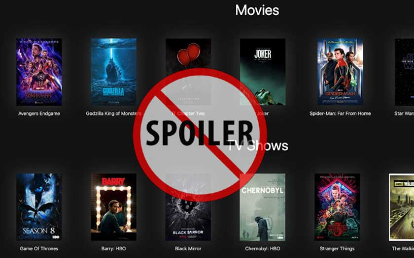 How To BLOCK Movie And TV Series SPOILERS On PC, Android And IOS