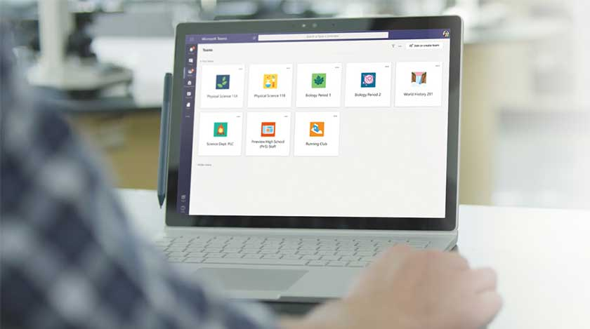 How to Use Microsoft Teams to Study and Work From Home