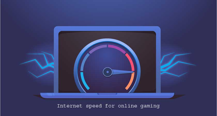 What Internet Speed is Required for Online Games