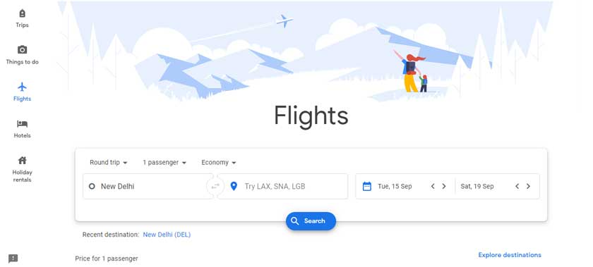 Google Flights | How it Works and Tricks of the Google Cheap Flights