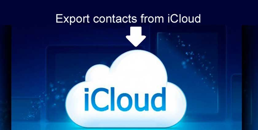 How to Export Contacts from iCloud