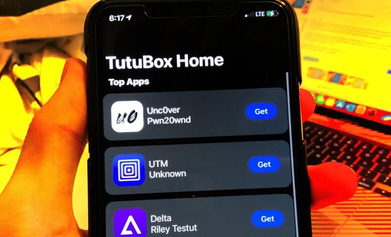Tutubox | New Alternative Store for iOS
