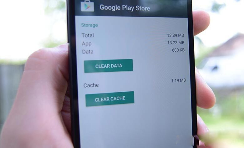Android | How to Clear Cache or Clear App Storage